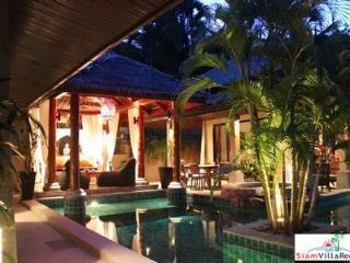 Luxury Two Bedroom Balinese Pool Villa in Bophut - Bophut vacation rentals