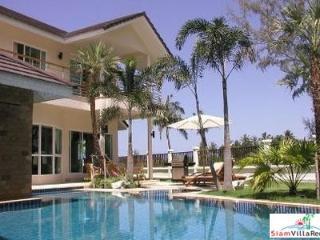 Four Bedroom Pool Villa with Sea Views at Bang Niang Beach, Khao Lak - Khuk Khak vacation rentals