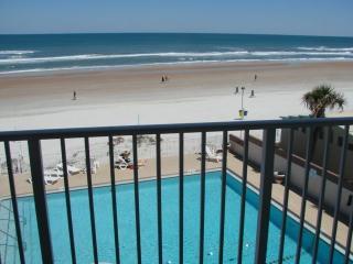 Direct Oceanfront Updated Studio - Daytona Beach vacation rentals