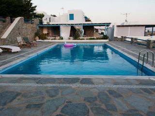 Cheap apartment in villa for 5 pax - Kalafatis vacation rentals