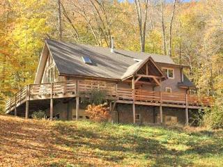 Secluded Asheville area mountain vacation rental - Blue Ridge Mountains vacation rentals