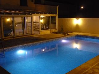 Luxury Villa Rated 4* - Private Pool - 5 min Beac - Canet-en-Roussillon vacation rentals