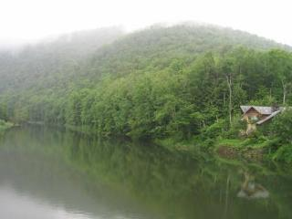 A river runs through it - East Branch vacation rentals