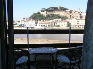 Small and cozy apt. with terrace sea view - Castiglione Della Pescaia vacation rentals