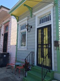 Beautiful creole carribean historic home - New Orleans vacation rentals
