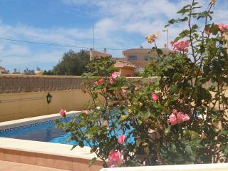4 Bedroom house with private pool, close to beach - Punta Prima Es vacation rentals