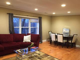 Beautiful 3BR/2BA &reserved parking - Boston vacation rentals
