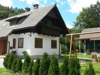 Bohinjka - Apartment Svenšek - ground  floor - Slovenia vacation rentals