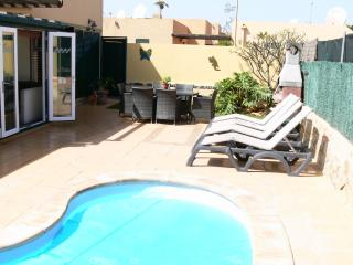 Quality Villa with Private Heated Pool - Corralejo vacation rentals