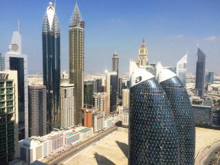 One Bedroom Apartment in Index Tower - United Arab Emirates vacation rentals