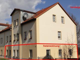 3-Zi.-FeWo an der sächs. Landesgartenschau 2015 - Oelsnitz vacation rentals