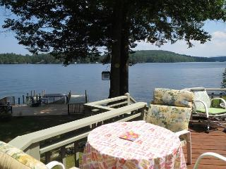 Lake Winnipesaukee Waterfront Cummings Cove Charming Cottage (THO73W) - Meredith vacation rentals