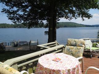 Lake Winnipesaukee Waterfront Cummings Cove Charming Cottage (THO73W) - Lake Winnisquam vacation rentals