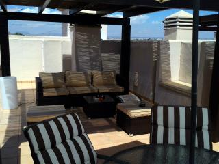 Private Roof Terrace with Chill Out Area - Communal Pool - WiFi Internet Access - Parking - San Javier vacation rentals
