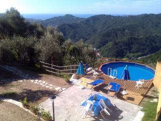 Casa Piansoprano, private swimming-pool + sea view - San Lorenzo della Costa vacation rentals