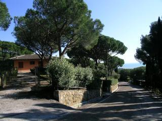 Part of a house in Val delle Cannucce w. terrace - Castiglione Della Pescaia vacation rentals