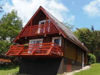 Red Kite Lodge. Scottish Tourist Board 4 Star - Gatehouse of Fleet vacation rentals