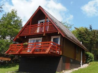 Red Kite Lodge. Scottish Tourist Board 4 Star - Dumfries vacation rentals