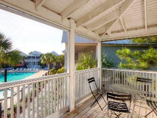 Barefoot Cottages B25-AVAIL 7/25-7/30**10% OFF SumMeR Stays**3BR/3.5BA PoolFront-screened porches-F - Port Saint Joe vacation rentals