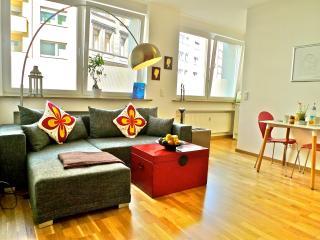 Brand new Cityapartment Mia, very central, modern - Bavaria vacation rentals