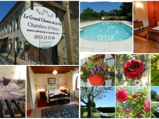 Le Grand Chemin de la Vie B&B - Montcaret vacation rentals