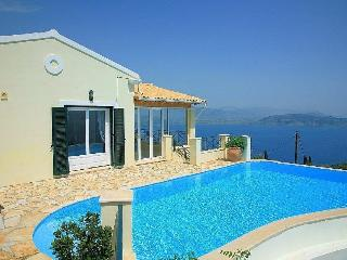 Private Villa with Secluded Pool - Loutraki vacation rentals