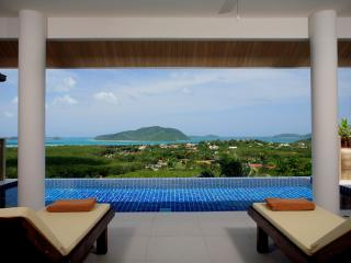 ANDAMAN VIEW: 5 bed, Seaview, Private Pool VIlla - Nai Harn vacation rentals