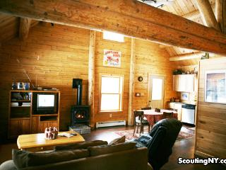 Adirondack Log Home For Rent - Keeseville vacation rentals