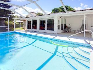 Venice Island Parkdale House, 4 bedrooms, heated pool, hdtv, wifi - Venice vacation rentals