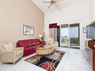 163 Cinnamon Beach, Penthouse 6th Floor, elevator, 2 heated pools, wifi, spa - Palm Coast vacation rentals