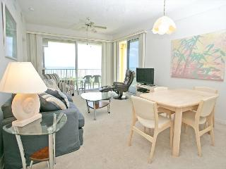 Surf Club I 2508, OceanFront, 5th Floor, Corner Unit, new HDTV, Palm Coast - Palm Coast vacation rentals