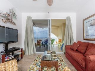 Surf Club I 1605, beachfront 6th floor, 3 pools, tennis, wifi - new HDTV - Palm Coast vacation rentals