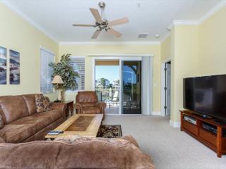 Cinnamon Beach 921, 3 BRs, Corner, 2 heated pools, 60' HDTV, wifi, sleeps 11 - Palm Coast vacation rentals