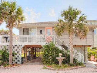 Anastasia Island Cottage, 2 houses to the beach, Ocean Views, Hot Tub, HDTV - Saint Augustine vacation rentals