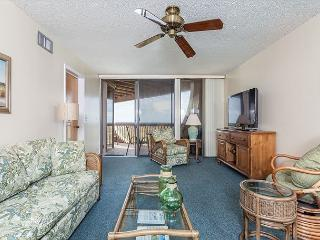 Hibiscus 203-A Ocean Front, 2nd Floor Unit, 3 pools, - Saint Augustine vacation rentals