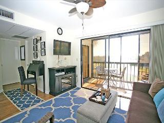 Ocean Village Club D21, 2nd Floor, Corner Unit, Renovated, HDTV - Saint Augustine vacation rentals