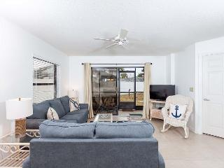 Ocean Village Club I14, Ground Floor Unit, Screened Lanai, 2 pools, beach - Saint Augustine vacation rentals