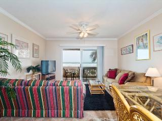 Four Winds E-10, Luxury Beach Front, 3 Bedrooms, 2 Pools - Sleeps 10 - Saint Augustine vacation rentals