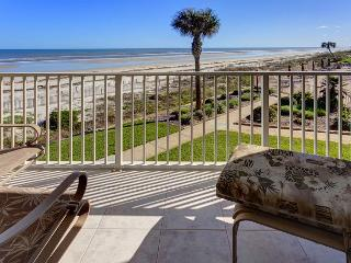 Coquina A214, Luxury Ocean Front, 2 Pools, Tennis, new HDTV, Corner Unit - Saint Augustine vacation rentals