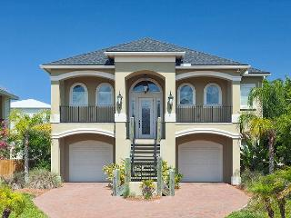 Coastal Karma, Luxury 5 bedrooms, above ground pool, spa, recently upgraded - Saint Augustine vacation rentals