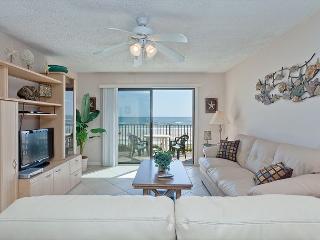 Summerhouse 162, Ocean Front, Updated, 4 pools, tennis, gym - Saint Augustine vacation rentals