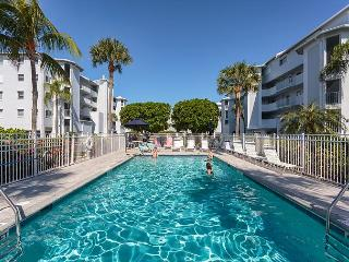 Royal Pelican 293, Canal View, Elevator, 2 Heated Pools - Fort Myers Beach vacation rentals