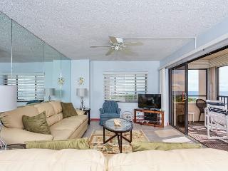 Sandarac B609, Gulf Front, Elevator, Heated Pool - Fort Myers Beach vacation rentals