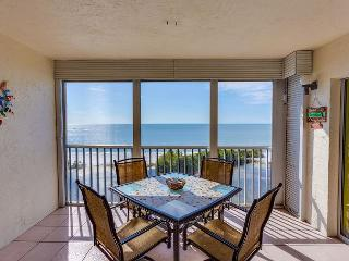 Sun Caper 808, Gulf Front, Elevator, Gym, Heated Pool - Fort Myers Beach vacation rentals