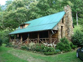 Cherokee Creekside Cabin - Whittier vacation rentals