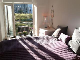 Bright Copenhagen apartment in charming Noerrebro - Copenhagen vacation rentals