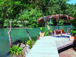 Salt Lake Lodge Stylish holiday home on the water. - Fiji vacation rentals
