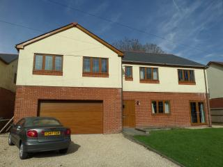 Detached  house suitable for large grou - Aberdare vacation rentals