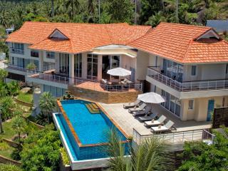 Villa Rocca - Luxury Sea View 5 Bedroom Villa - Chaweng vacation rentals