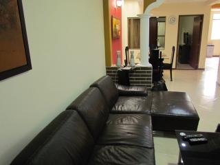 3 bedroom with AC in living room Lleras Terrace - Medellin vacation rentals